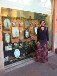 Escaparate de Librerías Picasso de Granada